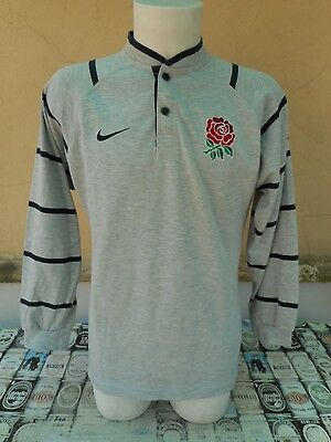 Maglia Rugby Inghilterra England Nike S Shirt Maillot Camiseta Trikot Jersey