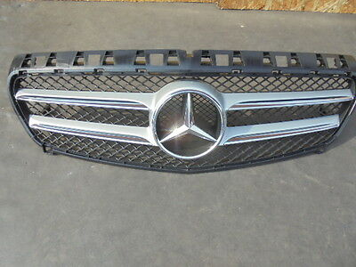 Genuine Mercedes Benz A Class W176 2013- AMG Sport Front Bumper Radiator Grill
