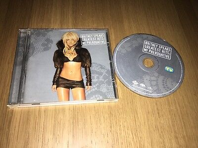 Britney Spears Greatest Hits Italy Promo TV Sorrisi RARE