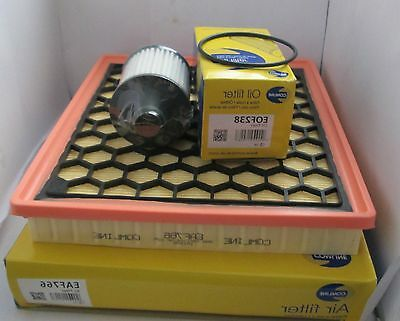 For Opel Vauxhall Insignia 2.0 Cdti 160 130 2008> Oil & Air Filter Service Kit