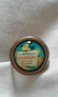 vintage 1930s disney mickey mouse ring