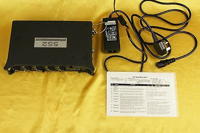 SOUND DEVICES 552 - 5 CHANNEL MIXER / 2 TRACK RECORDER - very good condition