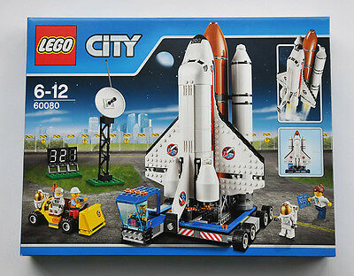 Lego City 60080 Spaceport - New and Sealed