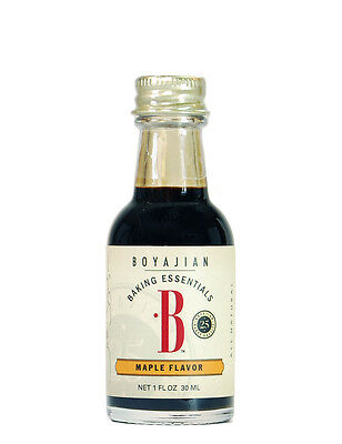 Boyajian Maple Flavouring - Natural -  30 mL/ 1 oz