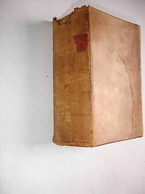 RACING CALENDAR 1922 leather bound copy WETHERBY & Sons for the JOCKEY CLUB