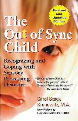 The Out-of-Sync Child by Carol Stock Kranowitz book | NEW AU