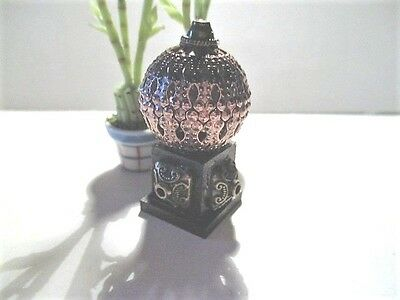 2 Dolls House Miniature Moroccan Style Lanterns