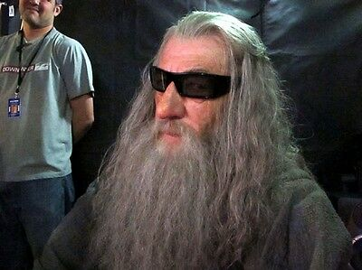 New 6 X 4 Photograph Behind The Scenes The Hobbit Lord Of The Rings 3