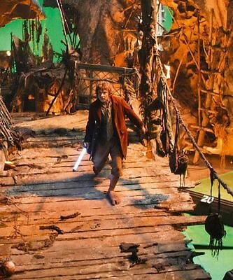 New 6 X 4 Photograph Behind The Scenes The Hobbit Lord Of The Rings 4
