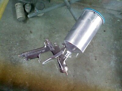 Anest Iwata LPH-400 lph400 Paint spray hvlp gun cup replaced needle packing