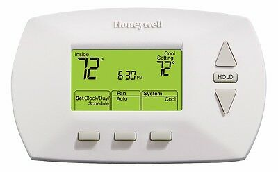 Opened Box - Honeywell Digital Thermostat Programmable RTH6350D