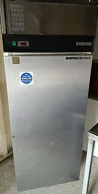 Stainless Steel Foster Fridge Gastronorm '90 Commercial Restaurant Kitchen Pub