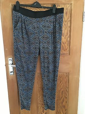 Topshop Maternity Trousers Size 16