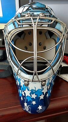 Vaughn 9500 Pro Non Certified Cat Eye Sr. Goal Mask Painted Size Large