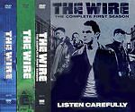 Wire - The Complete Seasons 1-3 (DVD, 2006, 15-Disc Set)