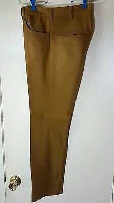 Vintage Lee Fastback Men's Pants Brown 30X30