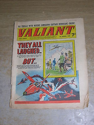 Valiant 6th January 1968