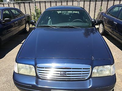 2006 Ford Crown Victoria Police Interceptor 2006 Ford Crown Victoria Police Interceptor 4.6l
