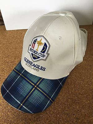 2014 Ryder Cup Official Golf Cap/Hat