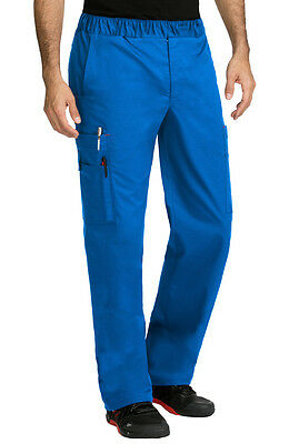 Med Couture Men's Tactical Cargo Scrub Pant 8709
