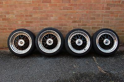 "LRN Blitz Alloy Wheels 18"" With Tyres VW Transporter T4 T5 Caravelle"