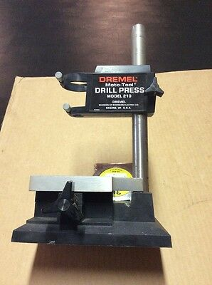 Dremel Moto-Tool Drill Press Model 210