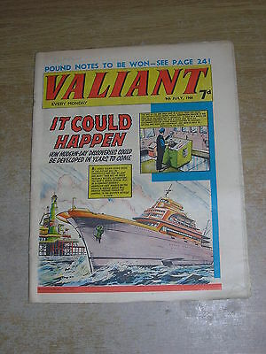 Valiant 9th July 1966