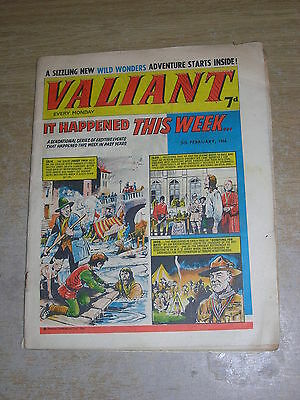 Valiant 5th February 1966