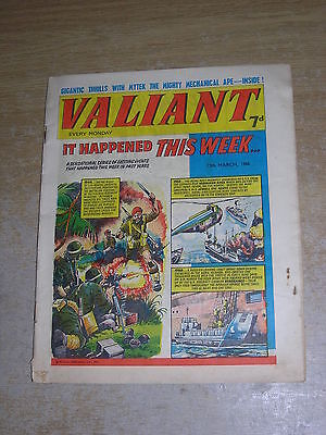 Valiant 12th March 1966