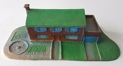 Lone Star Eaglet Series - Two Storey House - Gulliver County 1327 - OOO Gauge