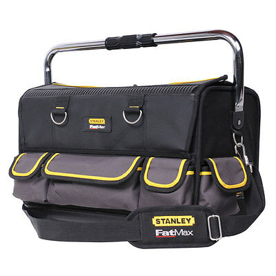 Stanley FatMax Plumbing Bag / Tool bag / Toolbag / Tote Double Sided FMST1-70719