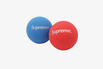 Supreme 16S/S Sky Bounce Hand Ball Blue, Red 1000% Authentic