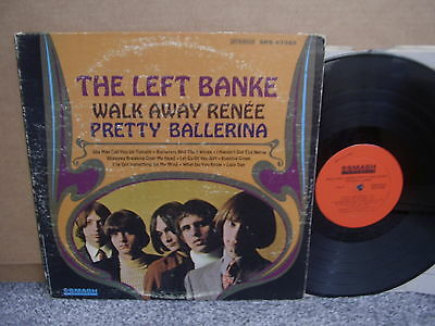 LEFT BANKE - SAME/WALK AWAY RENEE Orig Smash MGS-27088 LP US 60s PSYCH ROCK rare