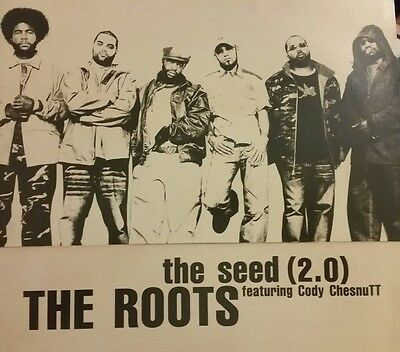 The Seed (2.0) The Roots Cody featuring ChesnuTT 12 inch vinyl