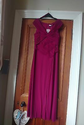 Stunning Berketex Special Occasion Dress Size 14 New With Tags
