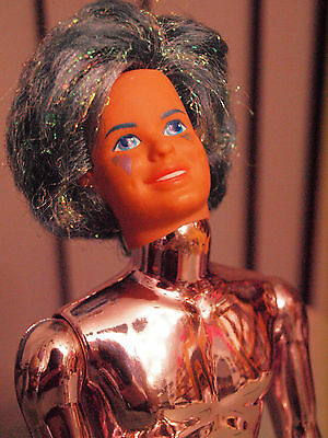 RARE Vintage 1986 Spectra friend Tom Comet - no outfit Mattel Barbie interest