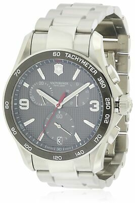 Swiss Army Victorinox Classic Stainless Steel Mens Watch 241656