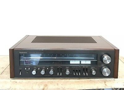 Technics FM/AM Stereo Receiver SA-700 ** SA-700A ** Fully Working **
