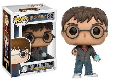 Funko Pop Movies Harry Potter Harry Potter With Prophecy #32 New Vinyl Figure
