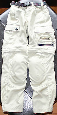 BMW Motorrad Summer Motorcycle Pants Size XS Extra Small