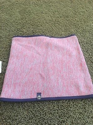 Nwt Ivivva By Lululemon Knits Happening Scarf Pink And Blue