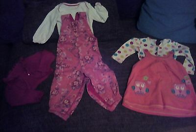 Toddler outfit bundle 12-18  months girls