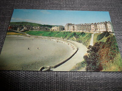 Isle of Man  Chapel Beach  Port St Mary   VINTAGE POSTCARD  GOOD CONDITION