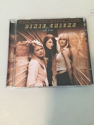 Dixie Chicks Live CD Top Of The World Tour