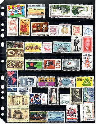 Usa Mint Stamps (Series 0292)