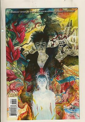 Sandman: Overture 6 NM Special Edition