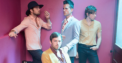 Kings of leon Dublin July 2nd seated e-tickets x 2