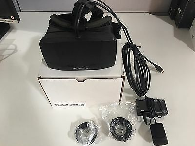 Oculus Rift HD Development Kit - Never publicly available!