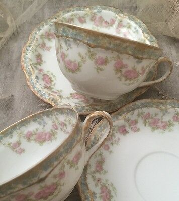 10 Available Haviland 271 Cup And Saucer