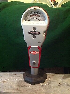 Chevy Parking Meter, Rockwell, man cave